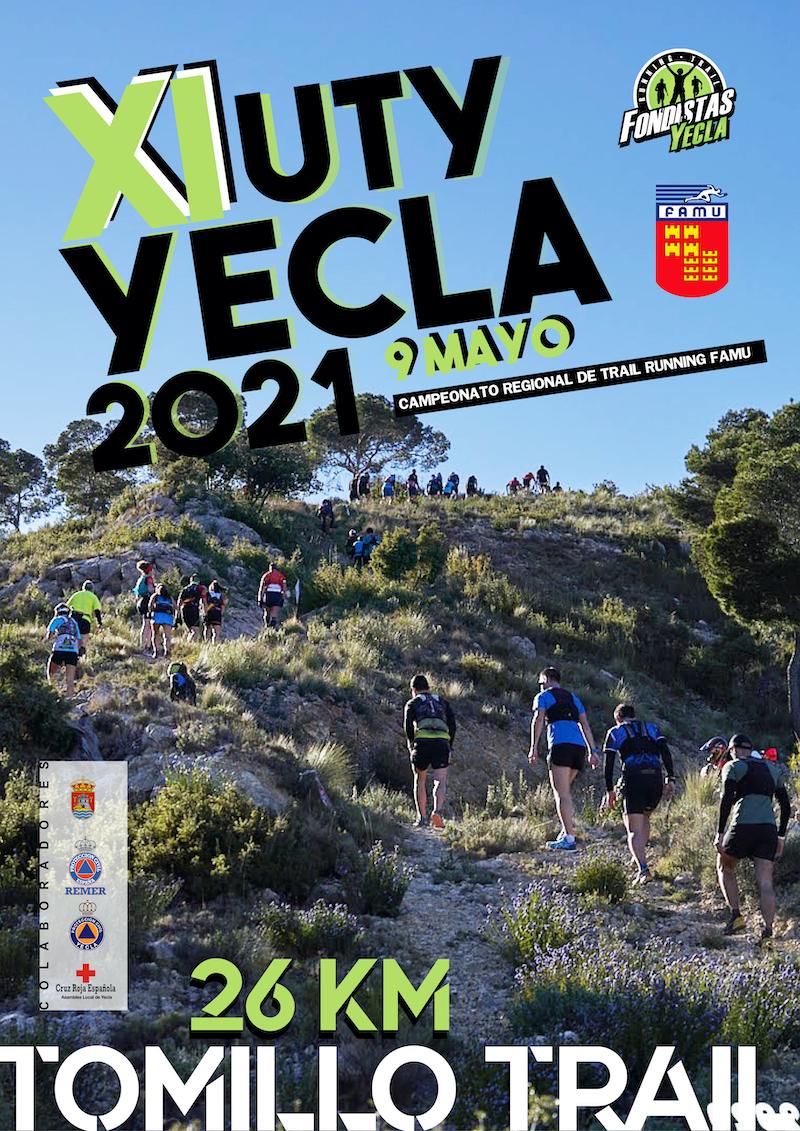 X Tomillo Trail UTY2021 – Alcanza tu meta